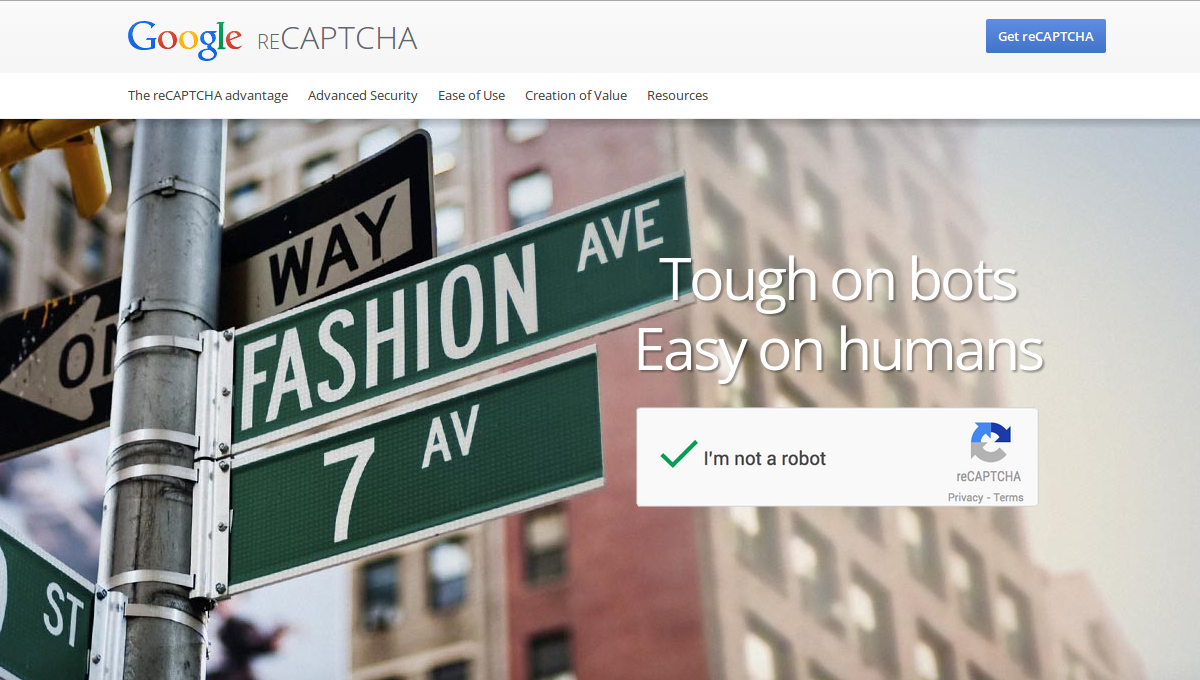 Using reCAPTCHA in Ruby on Rails Application